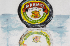 Marmite Jar by Lorna Markillie  - Classic Food