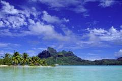 Bora Bora French Society Islands Pacific Ocean
