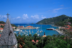 Gustavia St Barts Caribbean